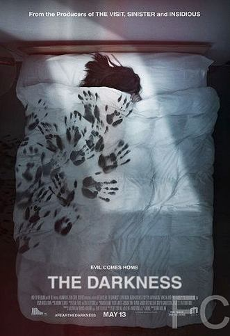 Темнота / The Darkness (2016)