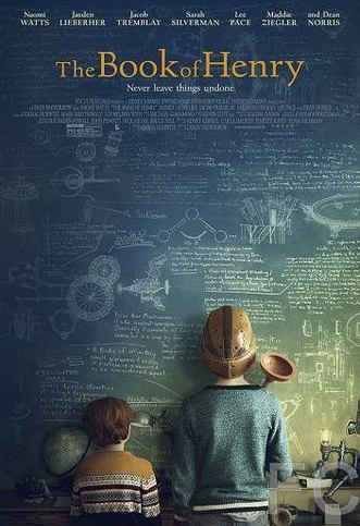 Книга Генри / The Book of Henry (2017)