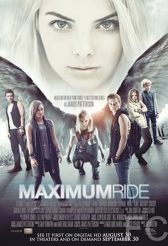 Охота на ангелов / Maximum Ride (2016)